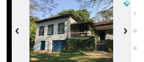 Imagem 1 de 16 de Fazenda Com 6 Dormitórios À Venda, 1113200 M² Por R$ 2.500.000,00 - Vale Do Rio Formoso - São José Do Barreiro/sp - Fa0029