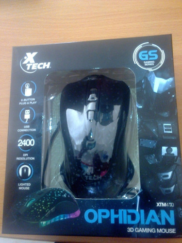 Mouse Gaming 3d