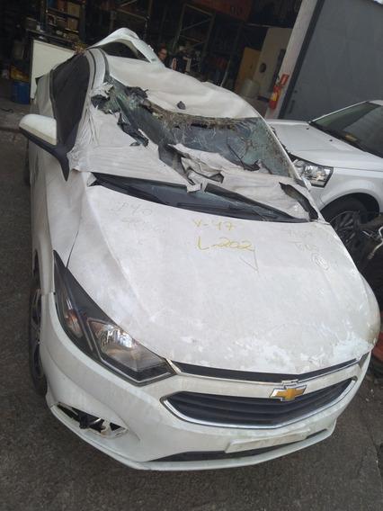 Peças Chevrolet Prisma Ltz 2019 Sucata Caixa 6 Marchas
