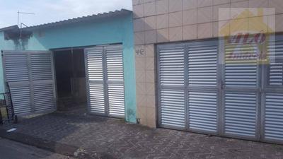 Terreno À Venda, 327 M² Por R$ 430.000 - Campo Da Aviação - Praia Grande/sp - Te0062