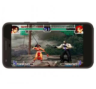 The King Of Fighters 2002 Magic Plus Neogeo Tablet O Celular