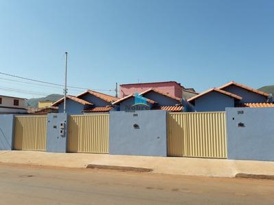 Casa De 2 Quartos Em Mario Campos - 3990