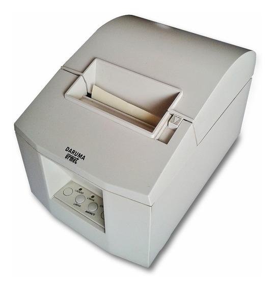 Impressora Daruma Dr600 Fiscal Cabeça Perfeito Estado Leia !
