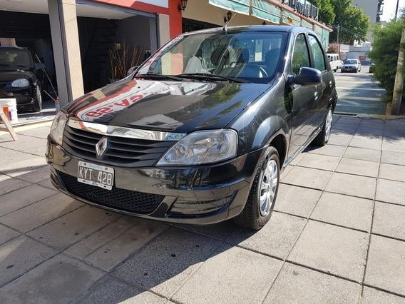 Renault Logan 1.6 Confort Ii 90cv 2012