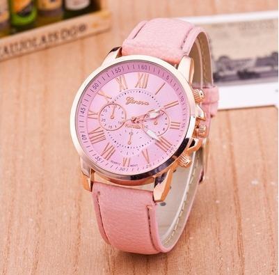 Relógio Feminino Elegante Quartzo