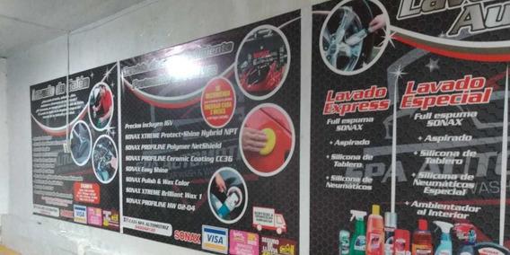 Traspaso Car Wash S/. 3,000