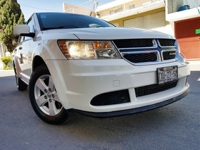 Dodge Journey 2013 Se 5 Pas Aut 4 Cil Posible Cambio