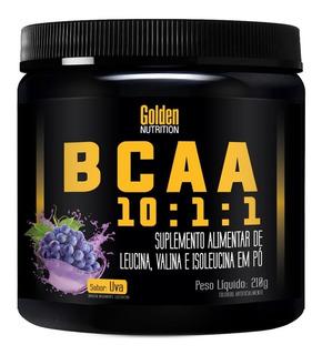 Bcaa 10:1:1 ( 210g) - Golden Nutrition