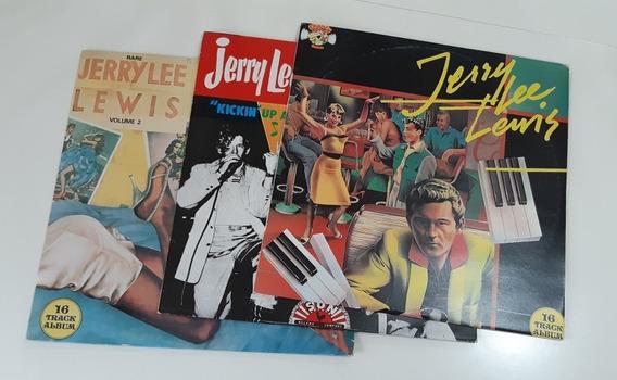 3 Lps Vinil Jerry Lee Lewis