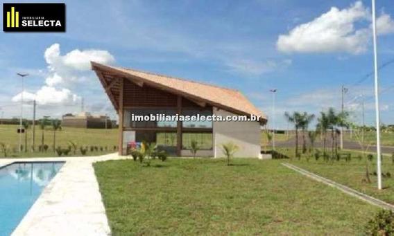 Terreno Para Venda No Golden Park Em Mirassol - Sp - Ter0185