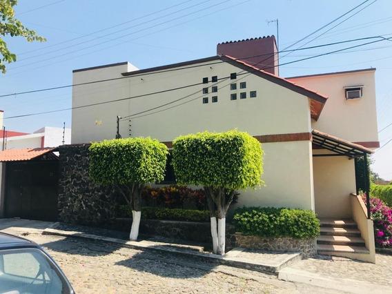 Casa Venta Fracc. Lomas De Tetela Cuernavaca Mor.