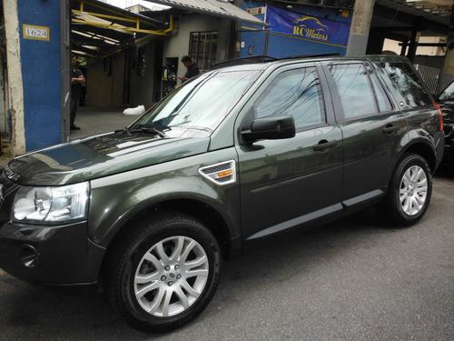 Land Rover Freelander 2 Hse 2007+blindada+teto+nova De Sp!!