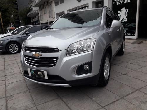 Chevrolet Tracker Fwd Ltz 1.8 2016