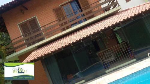 Casa Com 3 Dormitórios À Venda, 247 M² - Nova Caieiras - Caieiras/sp - Ca0207