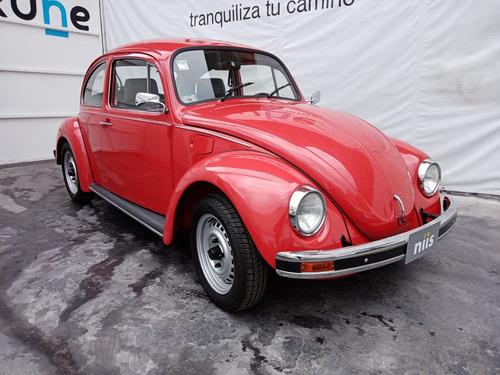 Imagen 1 de 15 de Volkswagen Beetle 1994 Sedan Clásico 4 Cil. Fuel Inyection M