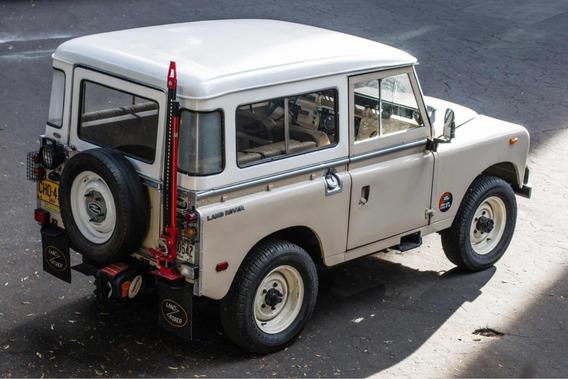 Land Rover Santana Modelo 1973