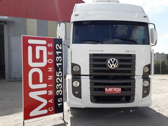Vw 25370 6x2 2009 Motor Scania 360! Apenas R$95.000