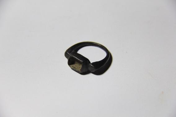 Império Romano - Autêntico Anel De Bronze (ii-iii Sec D C) 4