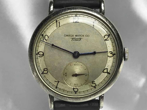 Relógio Omega Watch Co Tissot Calibre 27 De 1939 Relogiodovovô