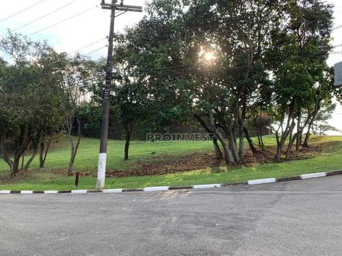 Imagem 1 de 9 de Terreno À Venda, 1407 M² Por R$ 1.200.000,00 - Vila De São Fernando - Cotia/sp - Te9409