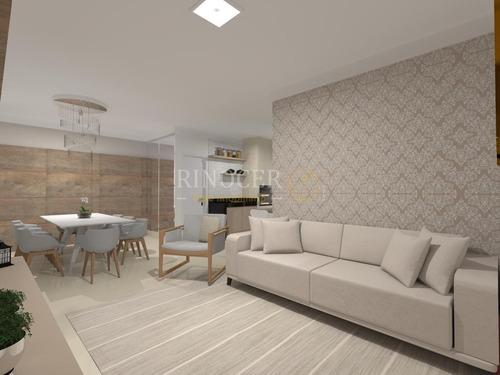 Imagem 1 de 6 de Apartamento Padrão Em Franca - Sp - Ap0123_rncr