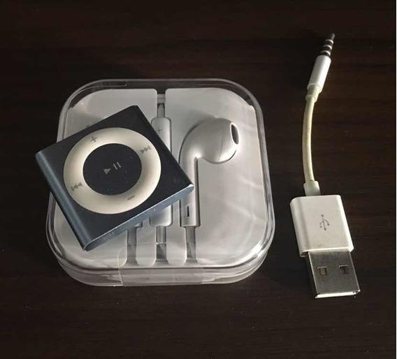 iPod Shuffle Geração 4 + Fone Original Novo