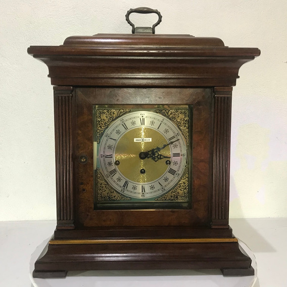 Hermoso Reloj Howar Miller Thomas Tompion Triple Soneria 3c