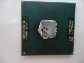 Processador Notebook Intel Pentium T4300 1m 2,10 Ghz Slgjm