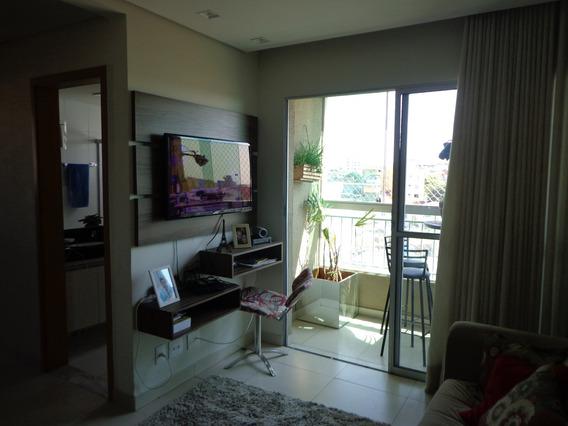 Apartamento Com 3 Quartos Para Comprar No Santa Mônica Em Belo Horizonte/mg - 44008