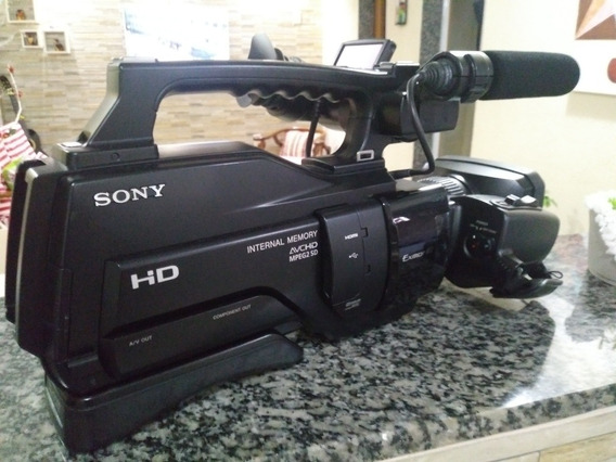 Filmadora Sony Hd Mc2000