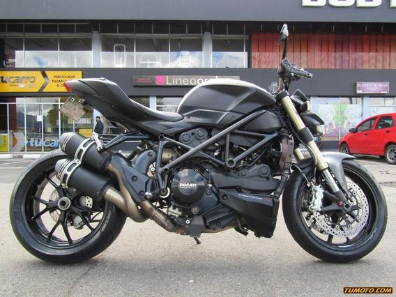 Motos Ducati Streetfighter 848