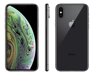 iPhone Xs Preto 64gb