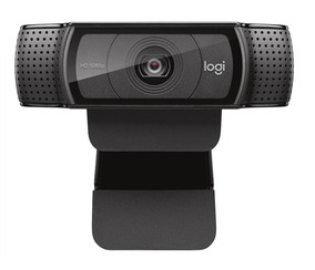 Logitech Hd Pro Webcam C920 Full Hd 1080p 15mp - Câmera Web