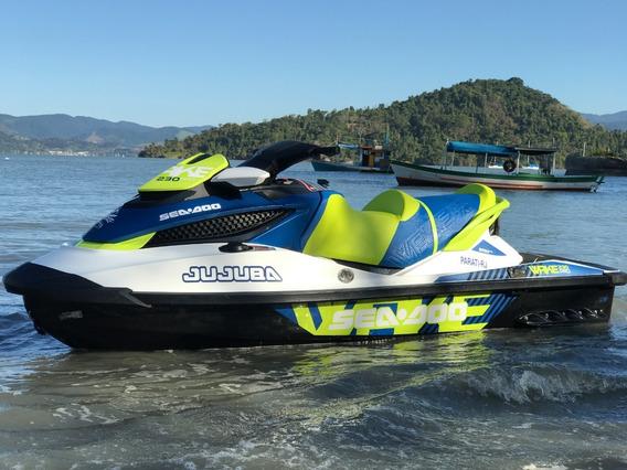 Jet Ski / Moto Aquática Sea Doo Wake Pro 230hp - Impecável