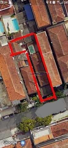 Terreno, Embaré, Santos - R$ 890 Mil, Cod: 64152947 - V64152947