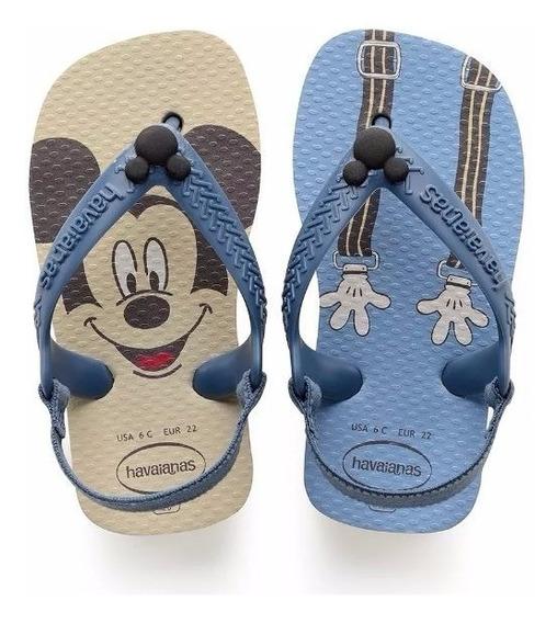 Havaianas Baby Disney Classic 2017 - Azul