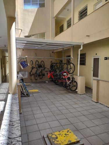 Imagem 1 de 10 de Kitnet Com 1 Dormitório À Venda, 20 M² Por R$ 149.990,00 - Canto Do Forte - Praia Grande/sp - Kn0389