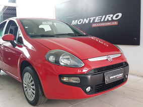 Fiat Punto 1.4 Attractive Flex - Monteiro Multimarcas