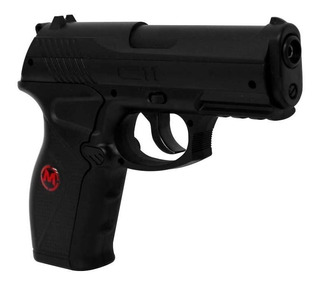 Pistola De Balines 18 Tiros Accionada Por Co2 Mendoza Envio