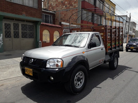 Nissan Frontier 2005 4x4 Diesel Estacas D22, Dmax, Bt50