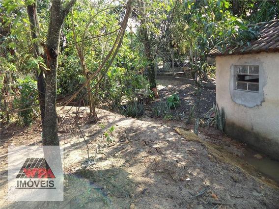 Chácara À Venda, 638 M² Por R$ 140.000,00 - Chácara Recreio Cruzeiro Do Sul - Santa Bárbara D