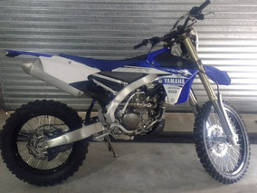 Yamaha Wr 250 2017 Impecable