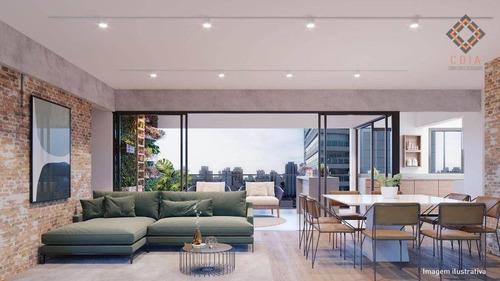 Apartamento Em Pinheiros De 104m² Próximo Ao Metrô - Ap53052