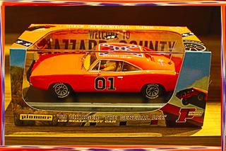 Miniatura Dukes Of Hazard Dodge Charger 1969 General Lee