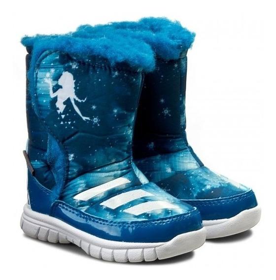 Bota adidas Disney Frozen Mid - Infantil Nº 19