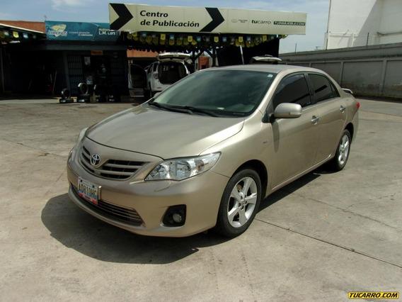 Toyota Corolla Gli Automático 25 Aniversario