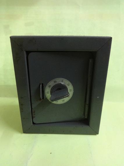 Confre Antigo Porta Moedas Metalúrgica Fercar Brinquedo