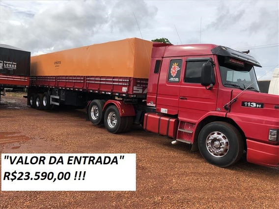 Scania 113 360 Mais Carroceria Top - 1997