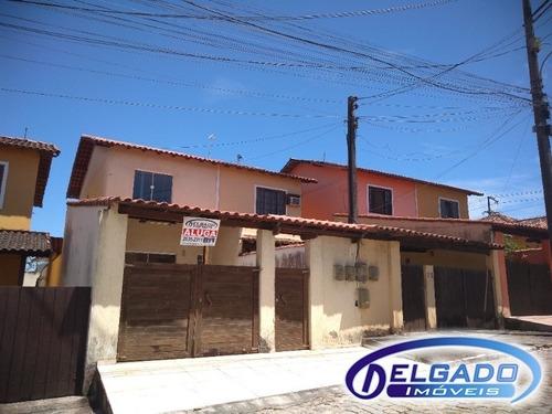 Casa Duplex  Com 2 Quartos Em Condomínio Fechado - Monte Verde (manilha) - 106 - 69104605