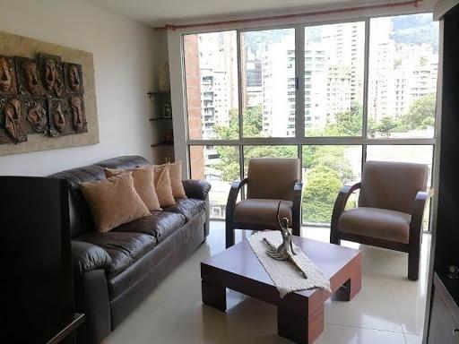 Apartamento En Venta Poblado 622-12611